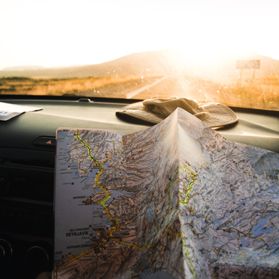Off-Road GPS