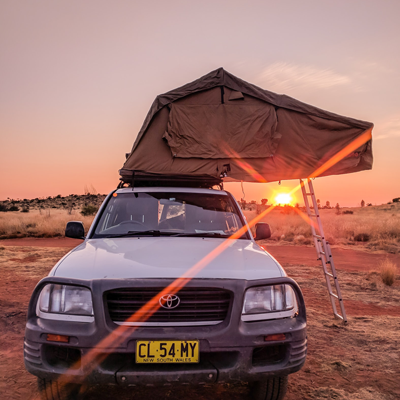 Roof Top Truck Tents