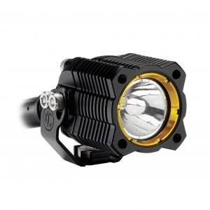 KC FLEX Single LED Light (ea) - Spot Beam - KC #1270