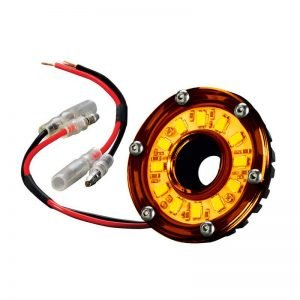 Cyclone LED Light - KC #1352 (Amber)