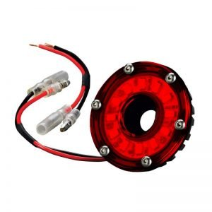 Cyclone LED Light - KC #1353 (Red)