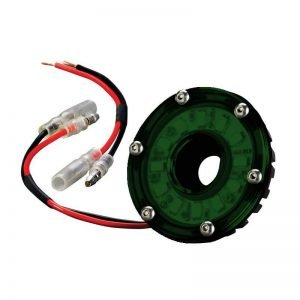 Cyclone LED Light - KC #1355 (Green)