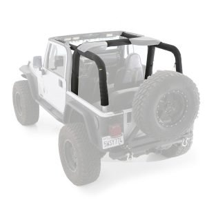 Smittybilt REPLACEMENT MOLLE ROLL BAR PADDING COVER KIT JEEP, 97-02 WRANGLER (TJ) 5665101