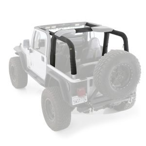 Smittybilt REPLACEMENT MOLLE ROLL BAR PADDING COVER KIT JEEP, 03-06 WRANGLER (TJ) 5665201