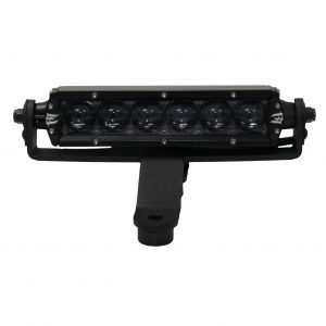Go Rhino - 730060T - Jeep Wrangler JL &JLU Windshield Cowl Mount for dual six inch single row LED bar
