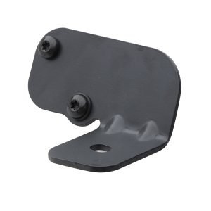 Smittybilt LIGHT MOUNT - WINDSHIELD HINGE BRACKET - BLACK JEEP, 07-18 WRANGLER (JK) 7690