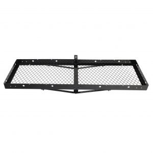 """Smittybilt RECEIVER RACK - 20"""" X 60"""" - 500 LB RATING - FITS 2"""" RECEIVERS UNIVERSAL 7700"""