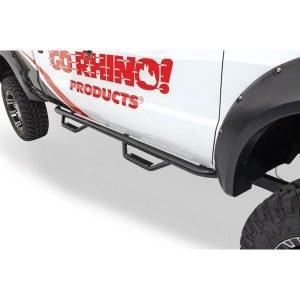Go Rhino - D24351B - DOMINATOR D2 Cab-Length SideSteps