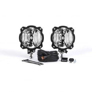 Gravity LED Pro6 Single Spot Beam Pair Pack System – #91301
