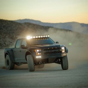 "Gravity LED Pro6 15-19 Ford F-150/Raptor 9-Light 57"" LED Light Bar - #91333"