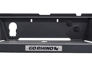 Go Rhino - 28171T - BR20 Rear Bumper Replacement