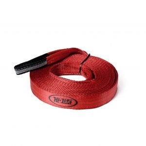 Hi-Lift Jacks - STRP-230 - 2 in.x30 ft. Reflective Loop Recovery Strap
