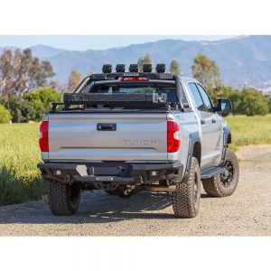 Go Rhino - 28178T - BR20 Rear Bumper Replacement