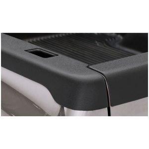 Bushwacker 48508 SmoothBack Ultimate BedRail Caps for 1988-1998 Chevrolet & GMC C1500; 1988-1999 Chevrolet & GMC K1500; 1998-2000 Chevrolet C/K 2500; Fits 78 In. Bed w/Stake Holes