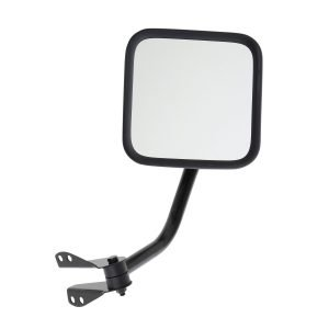 Smittybilt SIDE MIRRORS - BLACK JEEP, 55-86 CJ5 & CJ7 7617