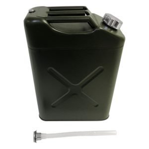 RT Off-Road - Metal Olive Jerry Can