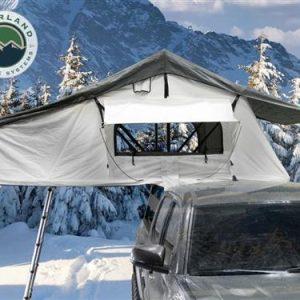truck tent white