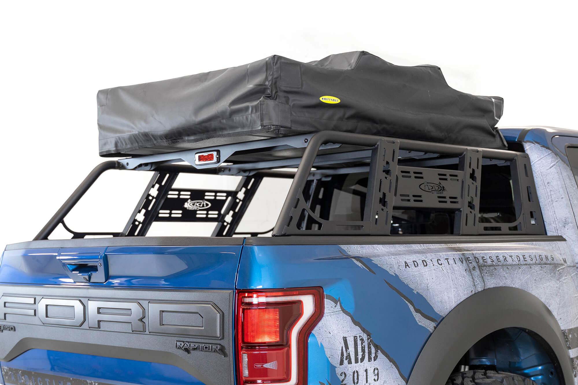 2015 To 2020 Ford F150 Or Raptor Add Lander Overland Rack Overlanded