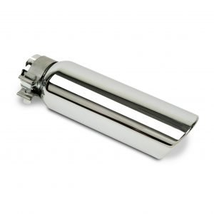 Go Rhino - GRT4510 - Stainless Steel Exhaust Tip