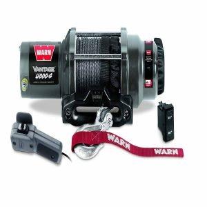 Warn For Vantage 4000-S Winch 12 Volt Winch
