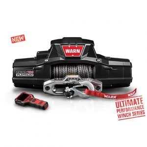 Warn One Piece Design Direct-Fit Hardware Inc Winch