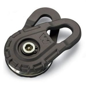 Warn Hawse Style For ProVantage Winch on ATV Snatch Block