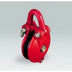 Warn 24000 LB Cap With Grease Port Snatch Block