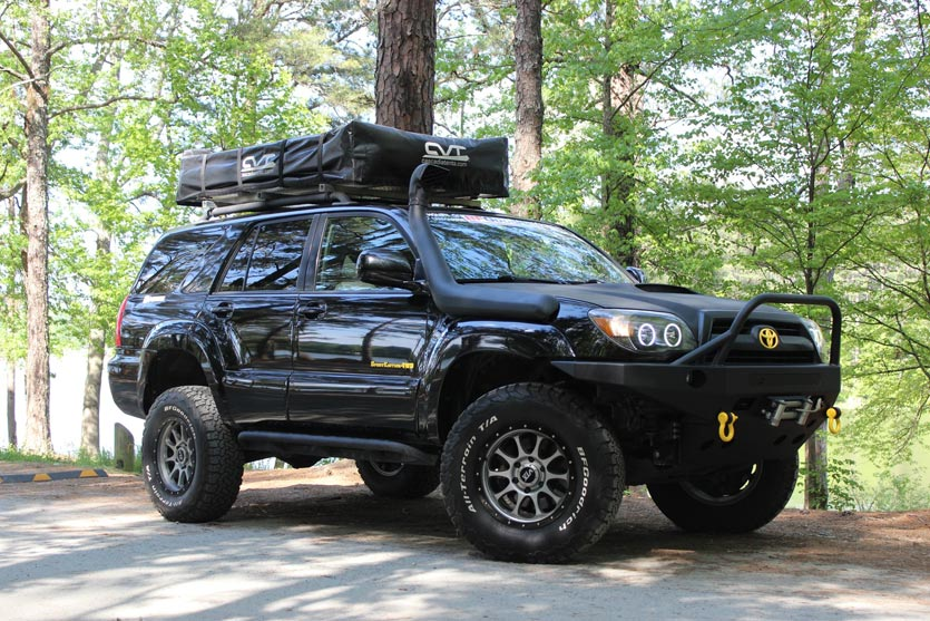 Guide to Overland Vehicles