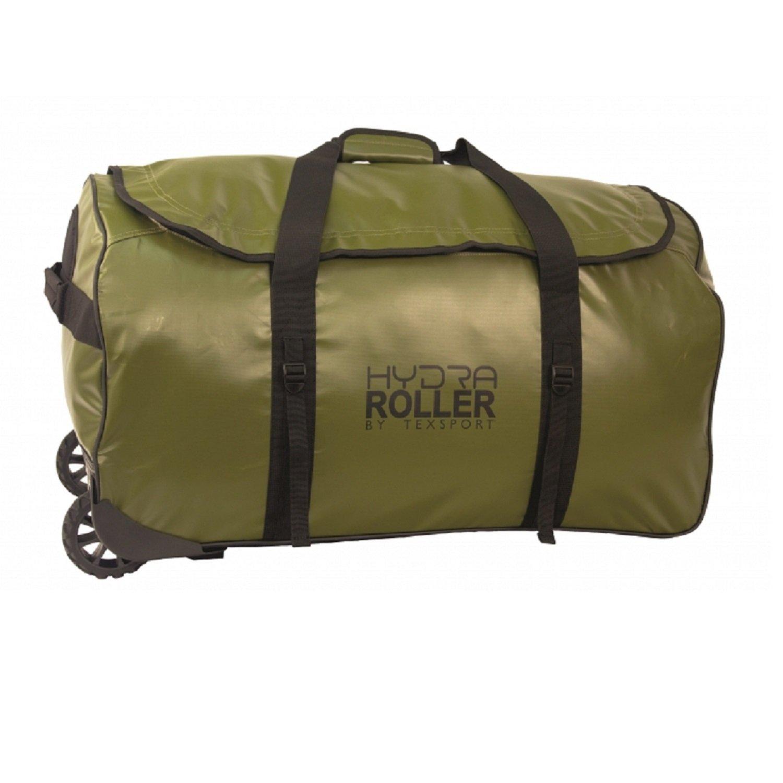 Texsport Hydra Roller - Army Green - 29inX15.75inX15.75in
