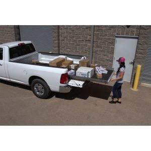 CargoGlide CG1000-5841, Slide Out Cargo Tray - 1000 lb capacity.