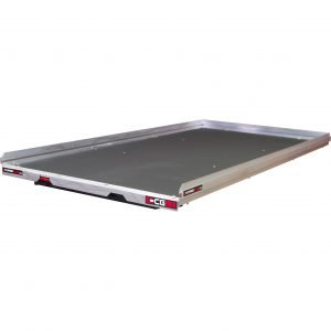 CargoGlide CG1000-6348-DM, Slide Out Cargo Tray - 1000 lb capacity.