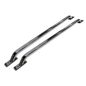Go Rhino - 8127C - Stake Pocket Bed Rails