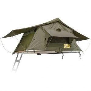 Eezi Awn Series 3 Roof Top Tent Size 1200 Olive