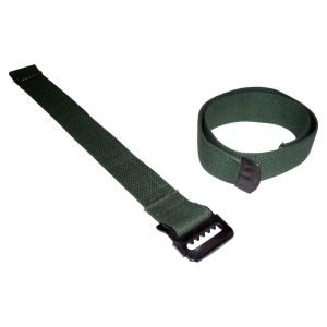 Crown Automotive - Nylon Green Jerry Can Strap Set